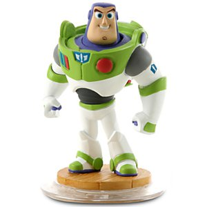 FIG: DISNEY INFINITY 1.0: BUZZ LIGHTYEAR (USED)